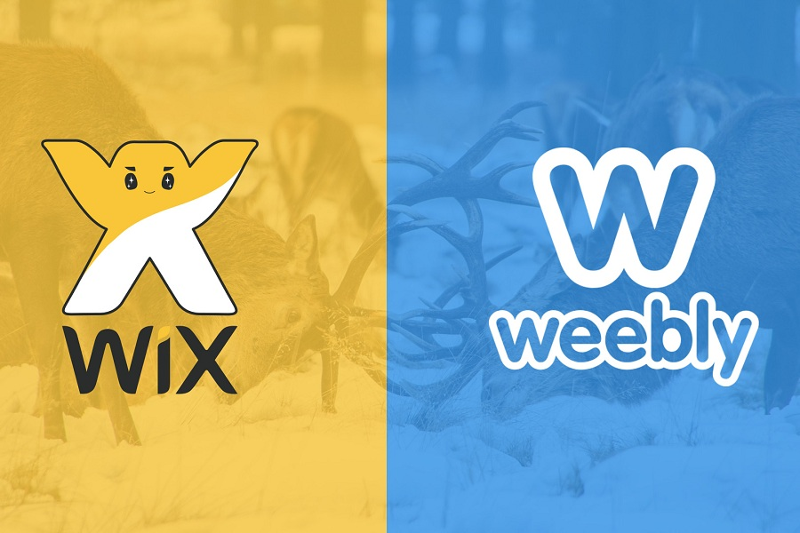 Weebly Vs. Wix